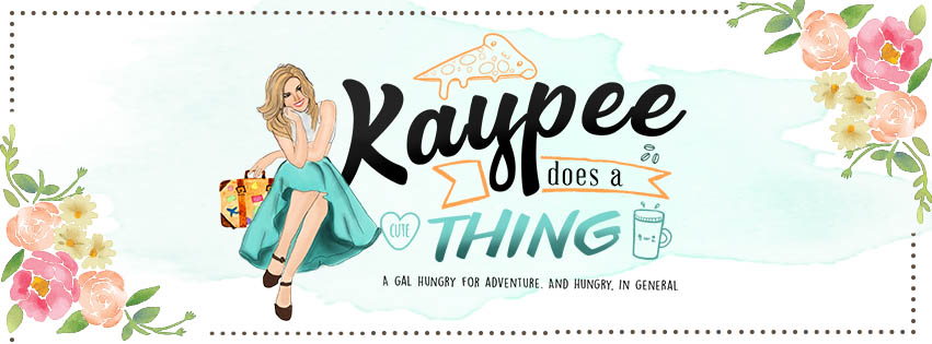 Kaypee Does a Thing