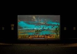 Lake and Bird Diorama