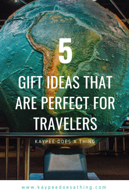 Pinterest 5 perfect gifts for travelers