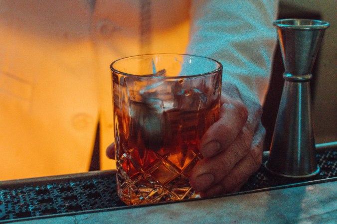 Cooper Lounge Bartender