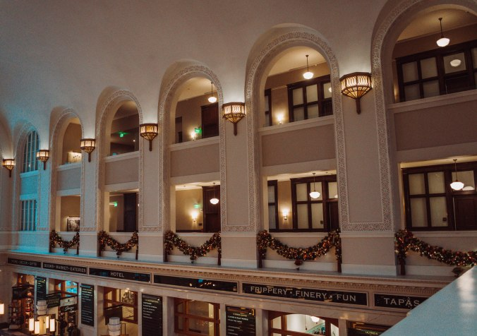 Denver Union Station 2nd Floor