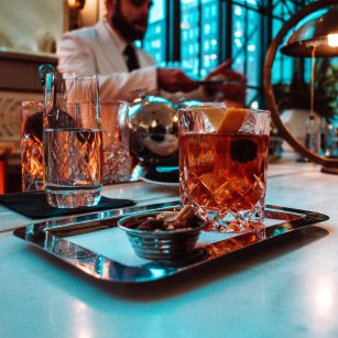 Cooper Lounge Old Fashioned