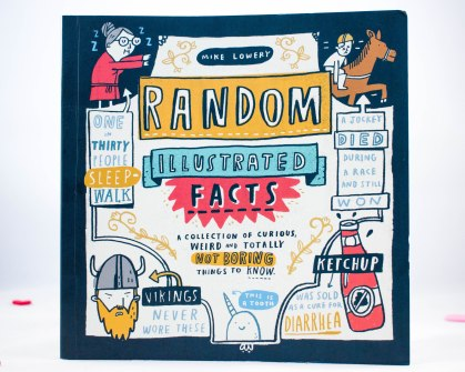 Random Illustrated Facts Book